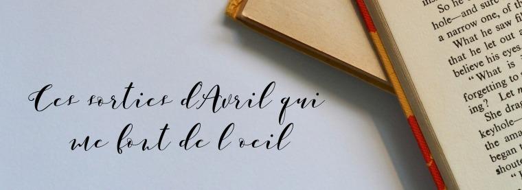 sorties avril